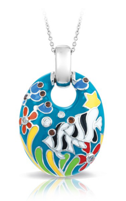 Belle Etoile Angelfish Necklace 02021110201 product image