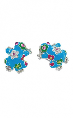 Belle Etoile Lucky Frog Earrings 03020712204 product image