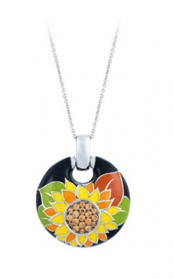 Belle Etoile Sunflower Necklace 02021110401 product image