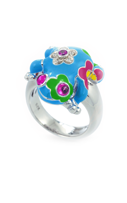 Belle Etoile Lucky Frog Fashion Ring 01020712204-5 product image