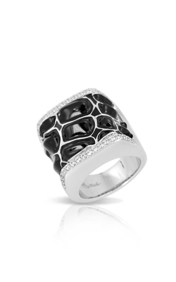 Belle Etoile Coccodrillo Black Ring 01021210701-5 product image