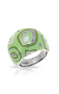 Belle Etoile Zen Green Ring 01021410302-5 product image