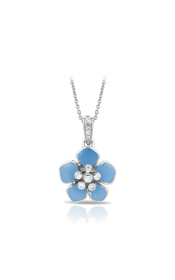 Belle Etoile Forget-Me-Not Serenity Blue Pendant 02021610703  product image