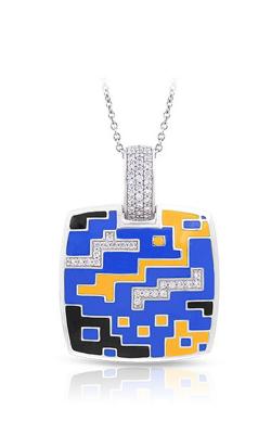 Belle Etoile Pixel Blue & Yellow Pendant 02021710501 product image