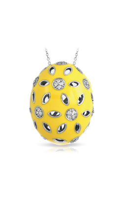 Belle Etoile Charlotte Yellow Pendant 02031310703 product image