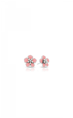 Belle Etoile Forget-Me-Not Rose Quartz Earrings 3021610702 product image