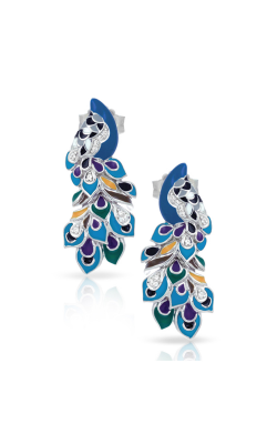 Belle Etoile Love in Plume Green Earrings 03021310902 product image