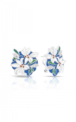 Belle Etoile Tiger Lily Blue Earrings 3021510303 product image