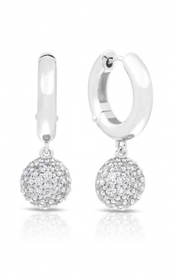 Belle Etoile Lunetta White Earrings 110882 VE-16010-01 product image