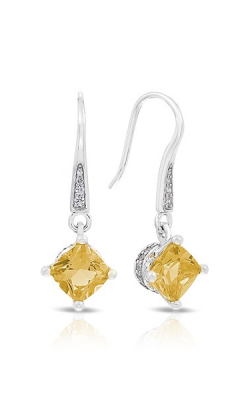 Belle Etoile Amelie Citrine Earrings 111366 VE-17003-01 product image