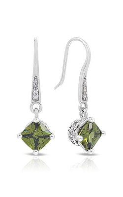 Belle Etoile Amelie Olive Earrings 111368 VE-17003-05 product image