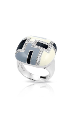 Belle Etoile  Art Deco Ivory Ring  01968002-5 product image