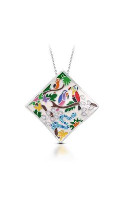 Belle Etoile Tropical Rainforest Necklace 2022010301 product image