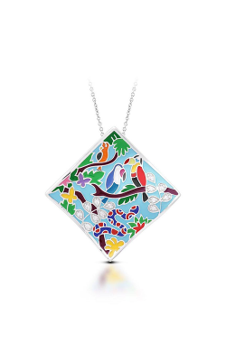 Belle Etoile Tropical Rainforest Necklace 2022010302 product image