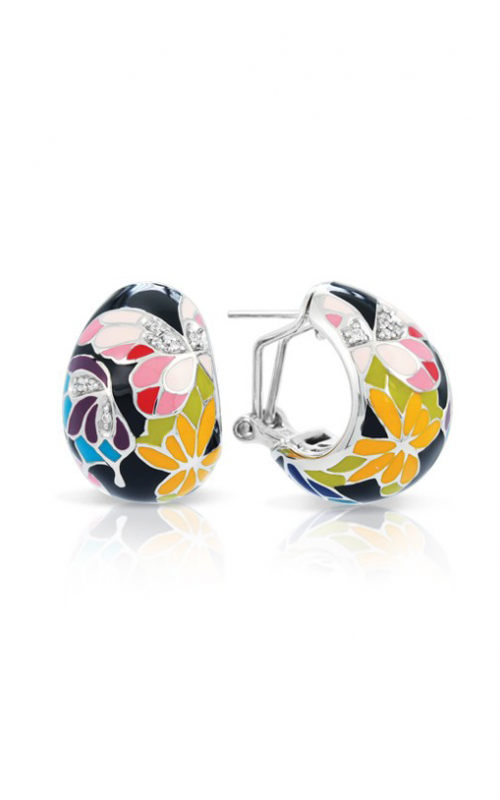 Belle Etoile Butterfly Kisses Earrings 03021010502 product image