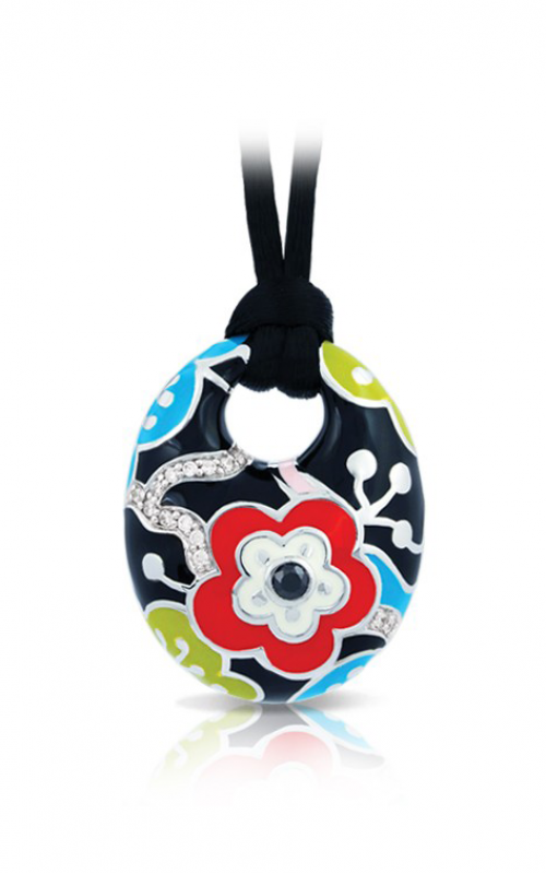 Belle Etoile Cherry Blossom Necklace GF-29227-02 product image
