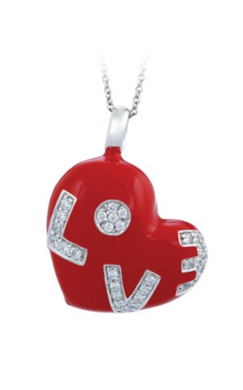 Belle Etoile Love Necklace GF-28806-12 product image