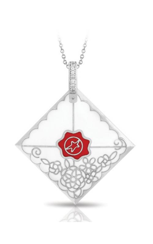 Belle Etoile Love Letter Necklace 02021421001 product image