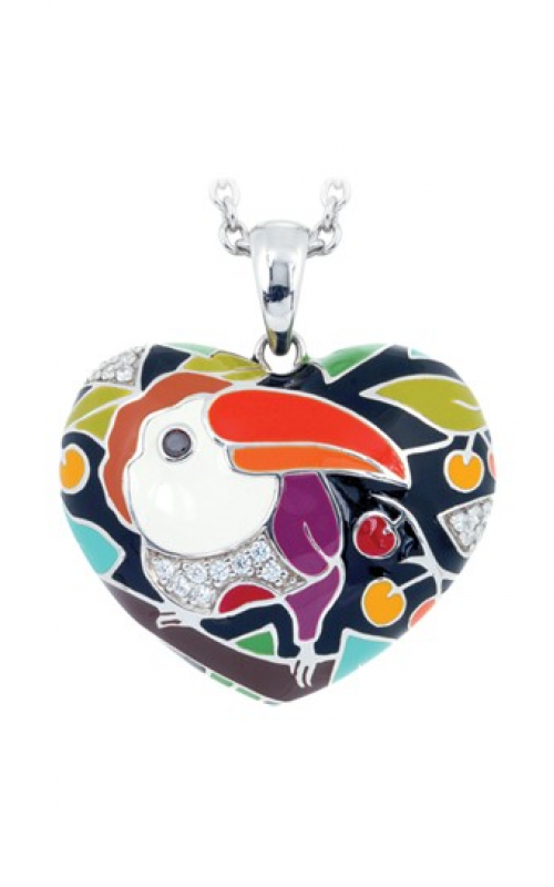 Belle Etoile Love Toucan Necklace 02021420102 product image