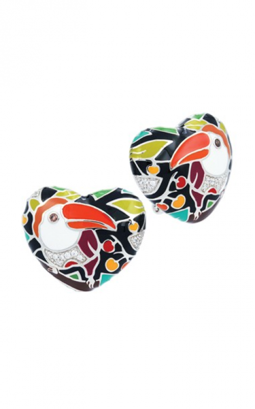 Belle Etoile Love Toucan Earrings 03021420102 product image
