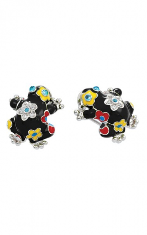 Belle Etoile Lucky Frog Earrings 03020712203 product image