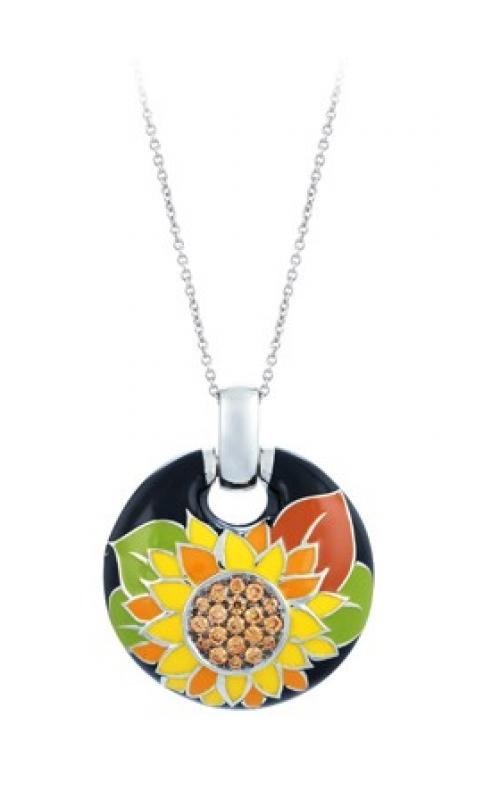 Belle Etoile Sunflower Necklace 02021110401 product image
