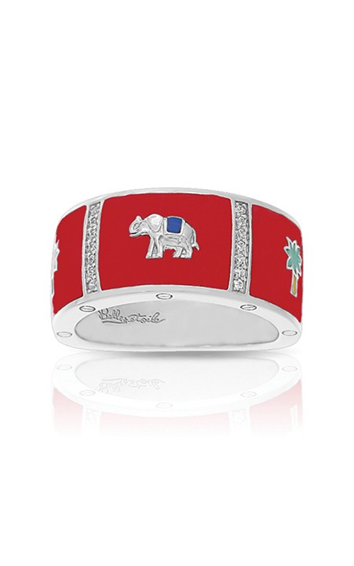 Belle Etoile Elephant Fashion ring 01021720401-8 product image
