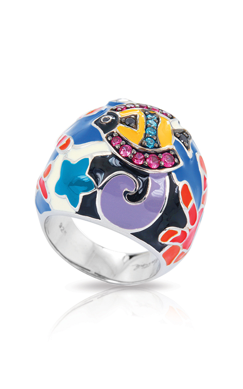 Belle Etoile Under The Sea Fashion ring 01020810901-8 product image