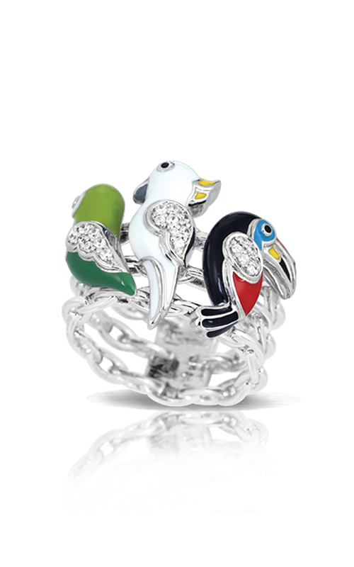 Belle Etoile Aviary Fashion ring 01021211101-7 product image