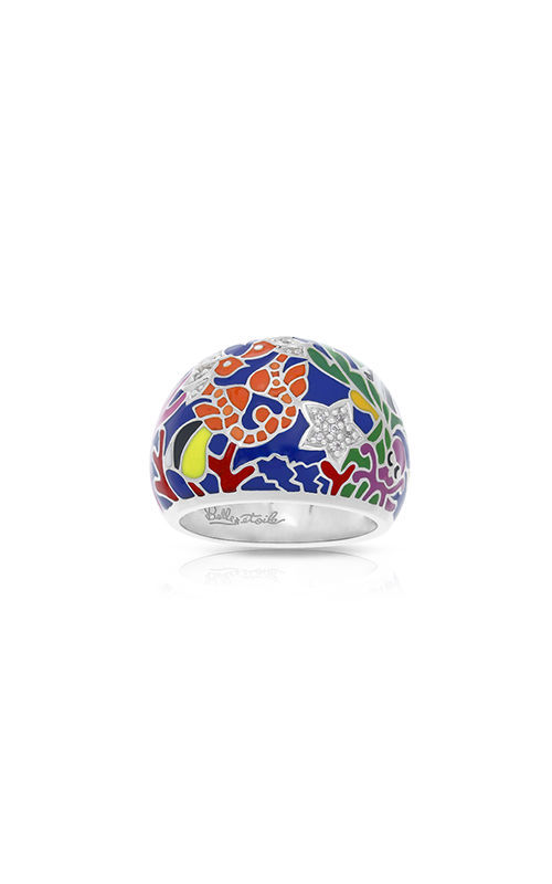 Belle Etoile Seahorse Fashion ring 01021710201-6 product image