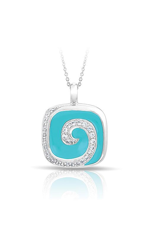 Belle Etoile Swirl Necklace 02020712405 product image