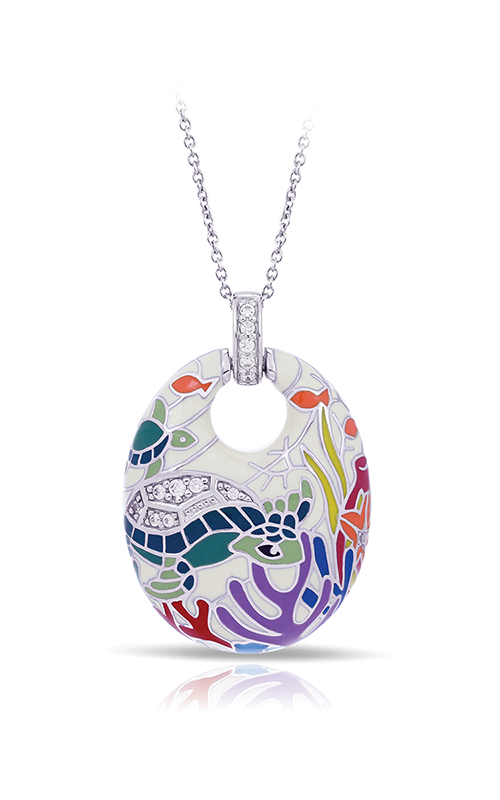 Belle Etoile Sea Turtle Necklace 02021610502 product image