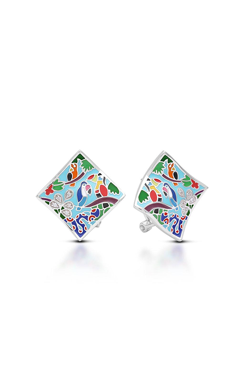 Belle Etoile Tropical Rainforest Earrings 3022010302 product image