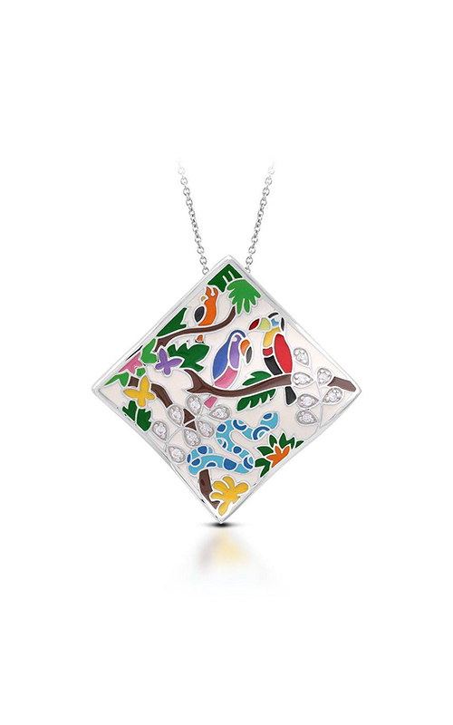 Belle Etoile Tropical Rainforest Necklace 2022010301 product image