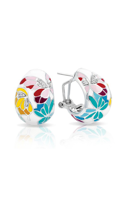 Belle Etoile Butterfly Kisses Earrings 03021010501 product image
