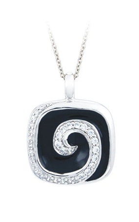 Belle Etoile Swirl Necklace GF-28465-01 product image
