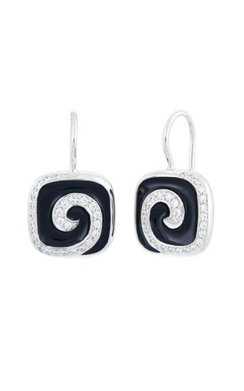 Belle Etoile Swirl Earrings GF-38465-01 product image