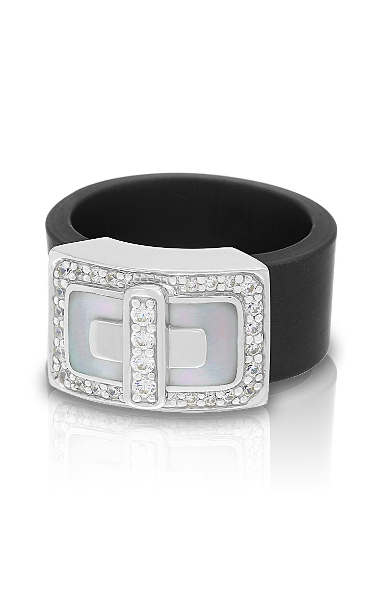 Belle Etoile Reflection Black Ring VR-17005-01-8 product image