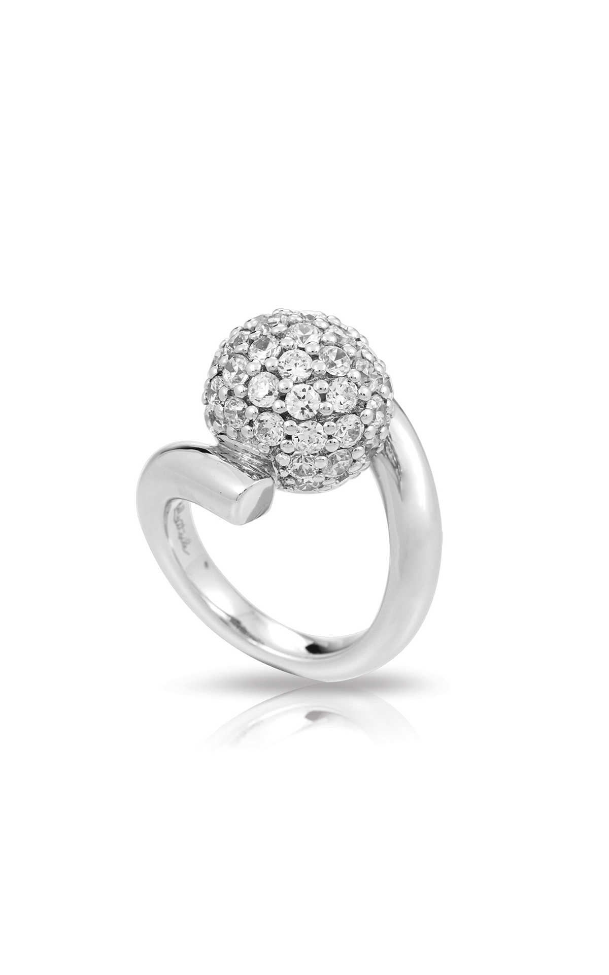 Belle Etoile Pop White Ring 01010810203-9 product image