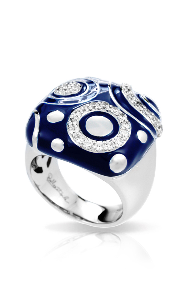 Belle Etoile Galaxy Iris Blue Ring 01020810106-8 product image
