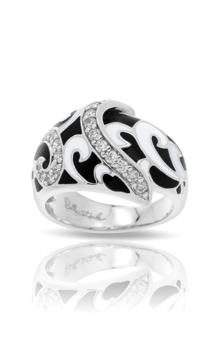 Belle Etoile Contessa Black Ring 1021610301-5 product image