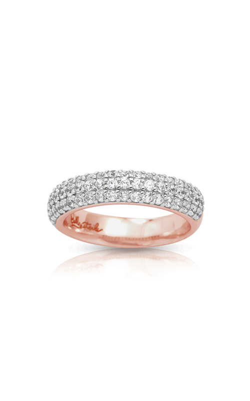 Belle Etoile Pave  Rose Ring 01011520601-5 product image