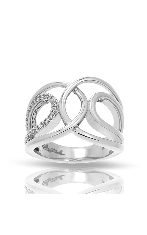 Belle Etoile Onda Silver Ring 01011610101-5 product image