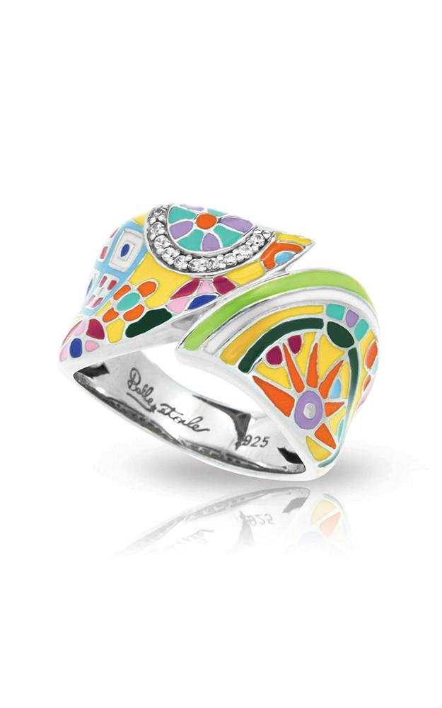 Belle Etoile Pashmina Yellow Ring 1021420202-8 product image