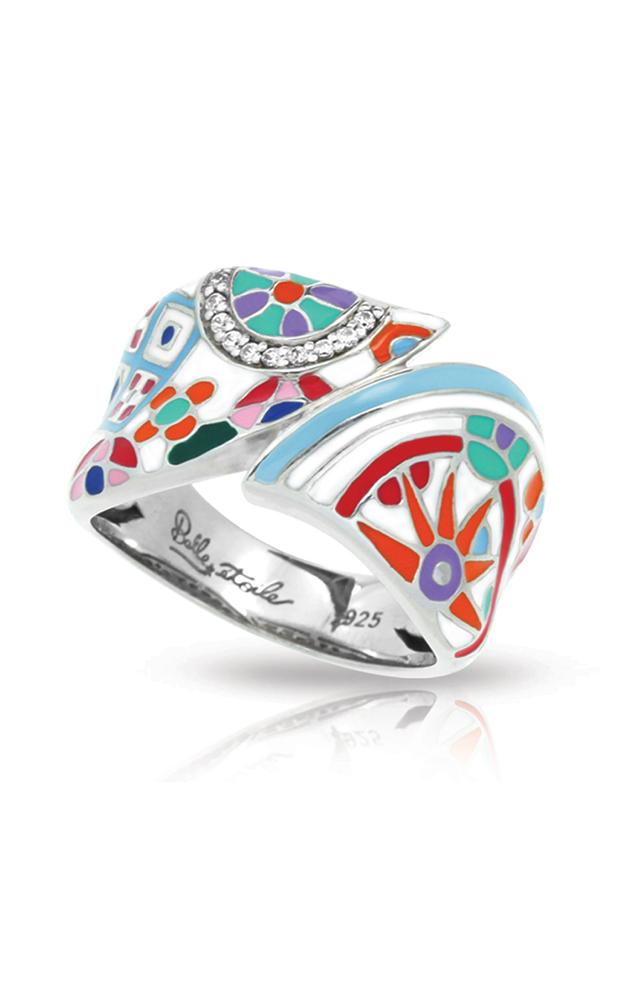 Belle Etoile Pashmina White Ring 1021420201-9 product image