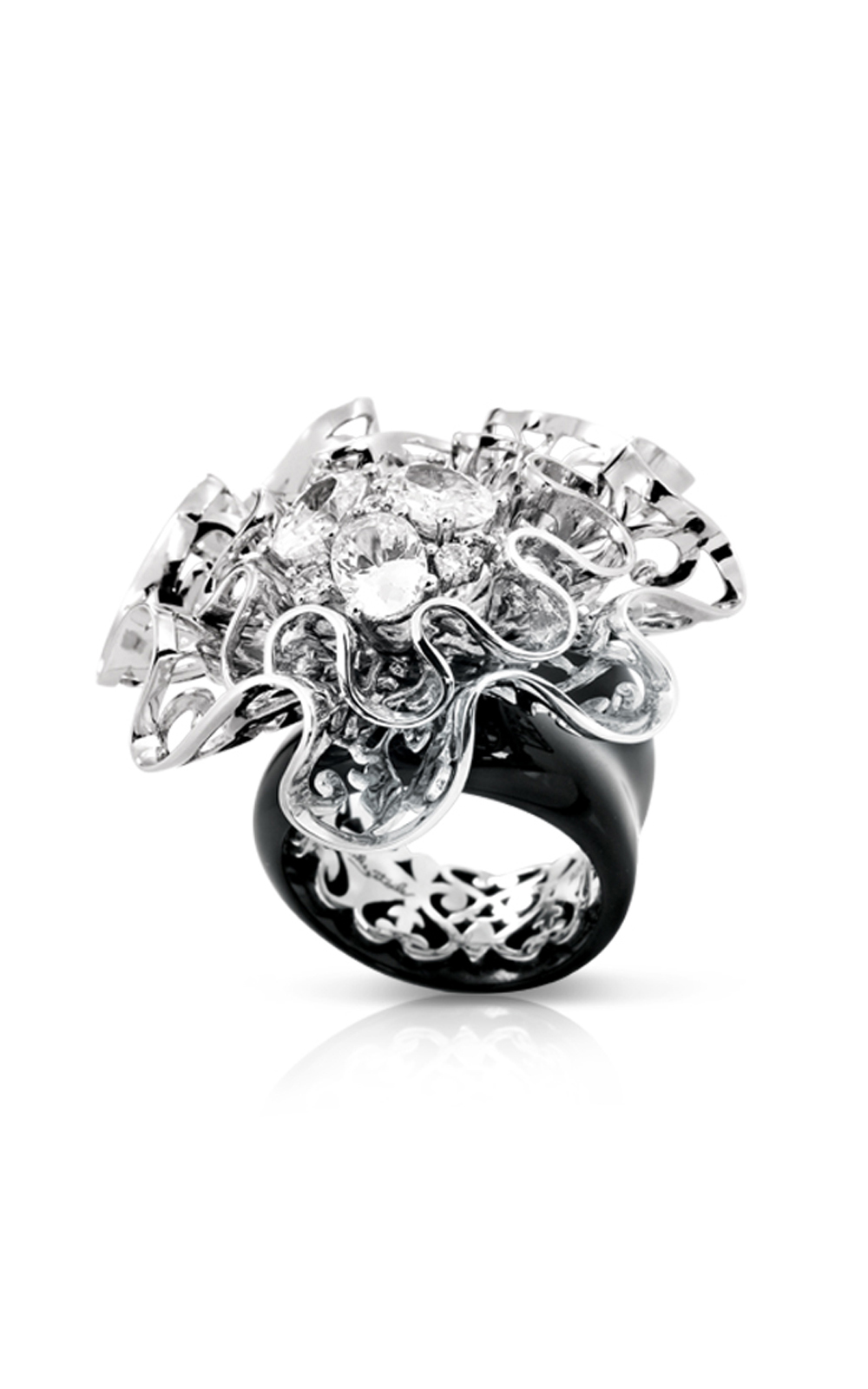 Belle Etoile Corsage Black Ring 01061010301-6 product image