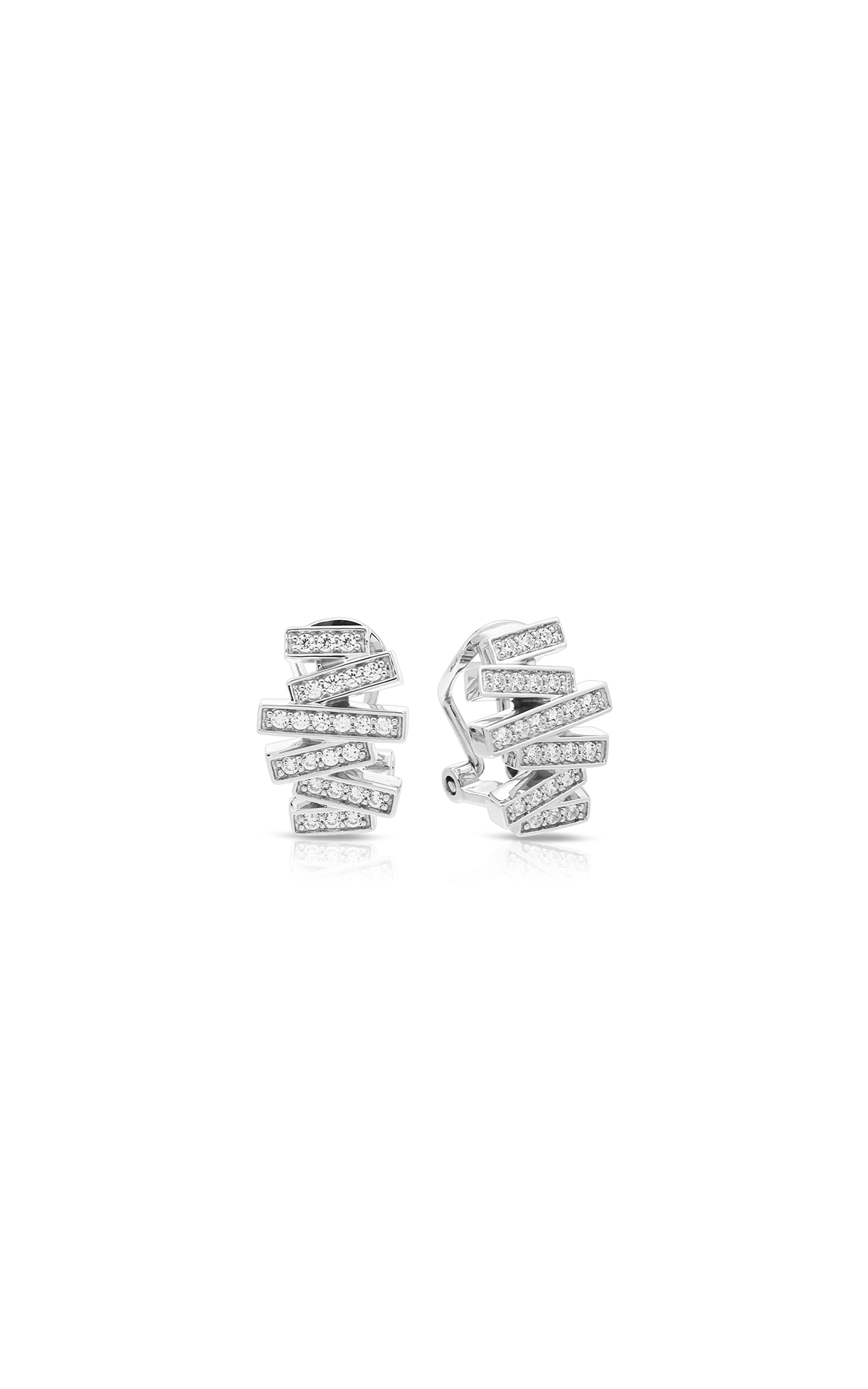 Belle Etoile Color Stone Monte Carlo Silver Earrings 3011620301 product image