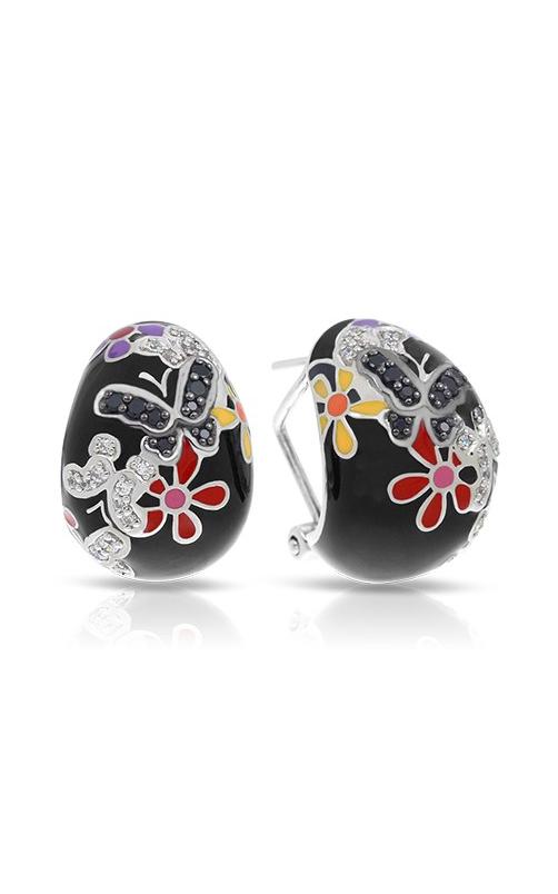 Belle Etoile Flutter Black & Multi Earrings 03021210204 product image
