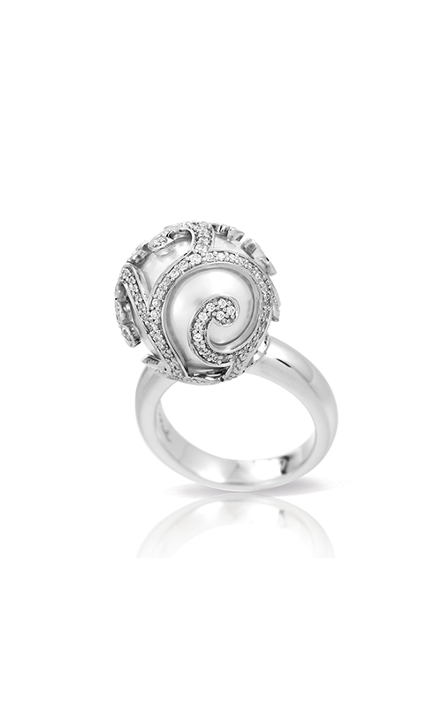 Belle Etoile Beauty Bound White Ring 01031110101-5 product image