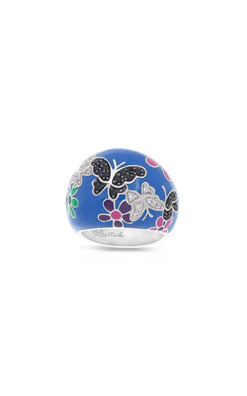 Belle Etoile Flutter Blue & Multicolor Ring 01021210205-7 product image